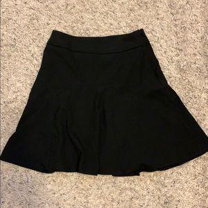 WHBM; Heavy material ;tailored skirt